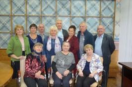 Зустріч напередодні Міжнародного дня людей похилого віку
